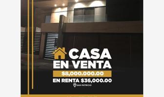 Foto de casa en venta en paseo de los delfines s-n, san patricio, saltillo, coahuila de zaragoza, 8907669 No. 01