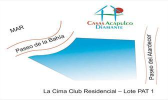 Foto de terreno habitacional en venta en paseo del atardecer 3, la cima, parque el veladero la cima, la cima, acapulco de juárez, guerrero, 5590122 No. 01