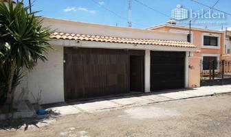 Foto de casa en venta en paseo del mil diez 100, lomas del sahuatoba, durango, durango, 10207273 No. 01