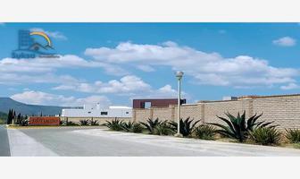 Foto de terreno habitacional en venta en paseo del portal sin numero, hacienda del refugio, saltillo, coahuila de zaragoza, 15264516 No. 01