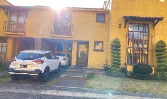 Foto de casa en venta en paseo san isidro , metepec centro, metepec, méxico, 0 No. 01