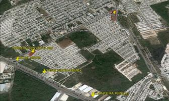 Foto de terreno habitacional en venta en  , paseos de opichen la joya, mérida, yucatán, 18373454 No. 01