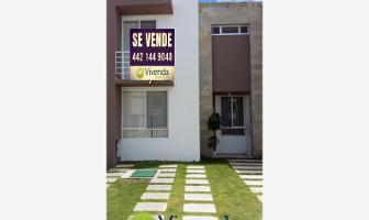Foto de casa en venta en paseos de zakia 100, zakia, el marqués, querétaro, 0 No. 01