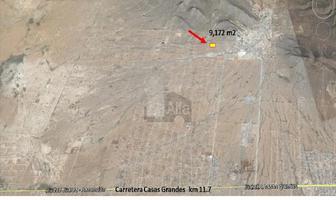 Foto de terreno habitacional en venta en patricio martinez , plazuela de acuña, juárez, chihuahua, 5710079 No. 01