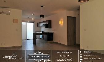 Foto de departamento en venta en peña de bernal , residencial el refugio, querétaro, querétaro, 13822116 No. 01