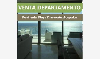 Foto de departamento en venta en península 00, playa diamante, acapulco de juárez, guerrero, 6788644 No. 01