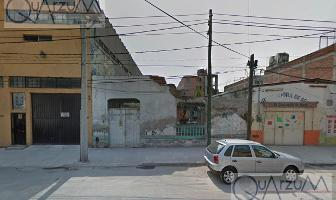 Foto de terreno habitacional en venta en  , peralvillo, cuauhtémoc, df / cdmx, 0 No. 01