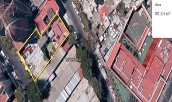 Foto de terreno habitacional en venta en  , piedad narvarte, benito juárez, df / cdmx, 13812616 No. 01