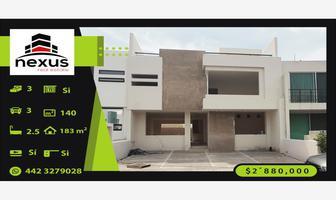 Foto de casa en venta en piedras negras 523, residencial el refugio, querétaro, querétaro, 0 No. 01