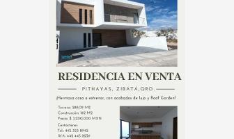 Foto de casa en venta en pithayas 40, el marqués, querétaro, querétaro, 0 No. 01