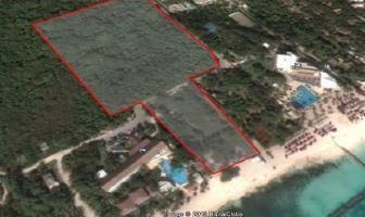 Foto de terreno habitacional en venta en  , playa del carmen centro, solidaridad, quintana roo, 14304096 No. 01