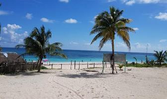 Foto de terreno habitacional en venta en  , playa del carmen centro, solidaridad, quintana roo, 15206904 No. 01