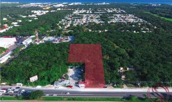 Foto de terreno habitacional en venta en  , playa del carmen, solidaridad, quintana roo, 12392480 No. 01