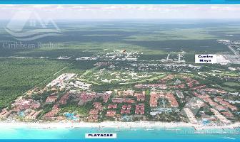 Foto de terreno habitacional en venta en  , playa del carmen, solidaridad, quintana roo, 0 No. 01