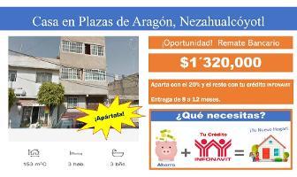 Foto de casa en venta en  , plazas de aragón, nezahualcóyotl, méxico, 11939774 No. 01