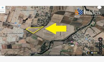Foto de terreno habitacional en venta en  , poblado ejido benito juárez, durango, durango, 19227229 No. 01