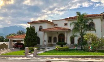 Foto de casa en venta en  , portal del huajuco, monterrey, nuevo león, 17591124 No. 01