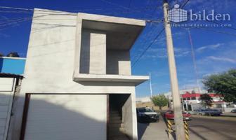 Foto de casa en venta en predio las quebradas 100, villas de san francisco, durango, durango, 11338099 No. 01