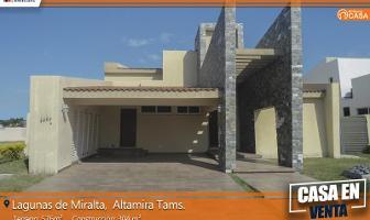 Foto de casa en venta en primera privada 1253, residencial lagunas de miralta, altamira, tamaulipas, 0 No. 01