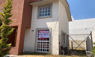 Foto de casa en renta en privada ahuhuetes 0, villas del campo, calimaya, méxico, 12555885 No. 01