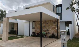 Foto de casa en renta en privada amantea , cholul, mérida, yucatán, 0 No. 01