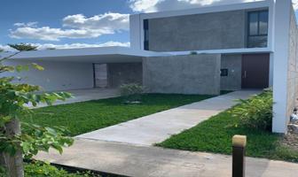 Foto de casa en venta en privada arborea conkal , conkal, conkal, yucatán, 0 No. 01