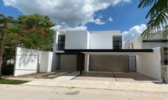 Foto de casa en venta en privada arbórea , conkal, conkal, yucatán, 15910261 No. 01