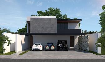 Foto de casa en venta en privada arborea lote 196 , conkal, conkal, yucatán, 0 No. 01