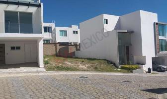 Foto de terreno habitacional en venta en privada callao 33, lomas de angelópolis, san andrés cholula, puebla, 12022103 No. 01