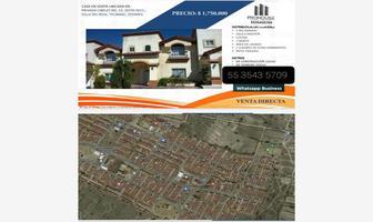 Foto de casa en venta en privada cibeles 0, villa del real, tecámac, méxico, 17399363 No. 01