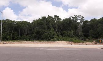 Foto de terreno habitacional en venta en privada del mar residencial campestre , campestre, benito juárez, quintana roo, 16847382 No. 01