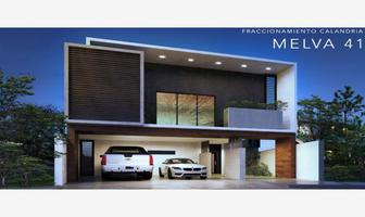 Foto de casa en venta en privada el uro 250, privada residencial villas del uro, monterrey, nuevo león, 6341802 No. 01