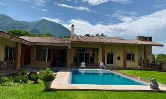 Foto de casa en venta en privada el uro , el uro, monterrey, nuevo león, 10832573 No. 01
