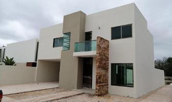 Foto de casa en venta en privada guayacan 28, conkal, conkal, yucatán, 0 No. 01