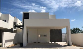 Foto de casa en venta en privada kanan , conkal, conkal, yucatán, 7102853 No. 01
