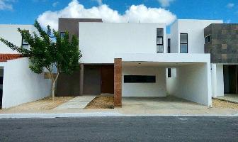 Foto de casa en venta en privada mediterranea , conkal, conkal, yucatán, 13928170 No. 01