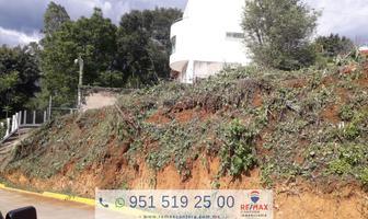Foto de terreno habitacional en venta en privada nicolas bravo , san pablo etla, san pablo etla, oaxaca, 8934640 No. 01