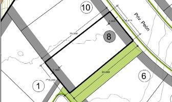 Foto de terreno habitacional en venta en privada peon 08 , lomas de angelópolis, san andrés cholula, puebla, 11057653 No. 01