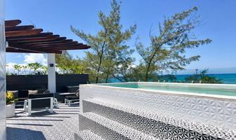 Foto de departamento en venta en Playa del Carmen Centro, Solidaridad, Quintana Roo, 22619688,  no 01