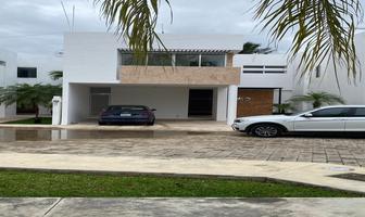Foto de casa en venta en privada residencial , santa gertrudis copo, mérida, yucatán, 0 No. 01