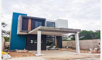 Foto de casa en venta en privada yaxlum 123, conkal, conkal, yucatán, 0 No. 01