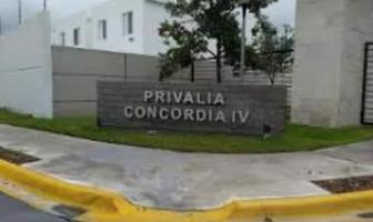 Foto de casa en renta en  , privalia concordia, apodaca, nuevo león, 11794695 No. 01