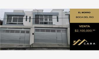 Foto de casa en venta en progreso 15, el morro las colonias, boca del río, veracruz de ignacio de la llave, 0 No. 01