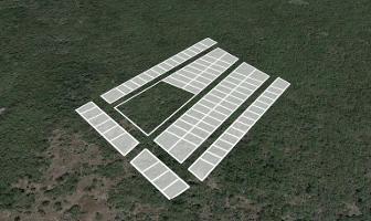 Foto de terreno habitacional en venta en  , progreso de castro centro, progreso, yucatán, 11780465 No. 01