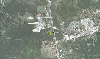 Foto de terreno habitacional en venta en  , progreso de castro centro, progreso, yucatán, 6959206 No. 01