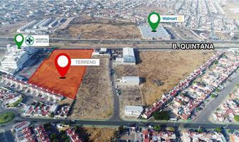 Foto de terreno comercial en venta en prolongacion bernardo quintana 1, satélite fovissste, querétaro, querétaro, 15175592 No. 01