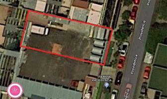 Foto de terreno habitacional en venta en providencia , del valle norte, benito juárez, df / cdmx, 14190225 No. 01
