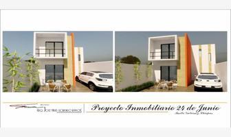 Foto de casa en venta en proyecto 24 de junio , 24 de junio, tuxtla gutiérrez, chiapas, 18761489 No. 01