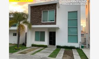 Foto de casa en renta en puebla blanca 10, lomas de angelópolis ii, san andrés cholula, puebla, 0 No. 01