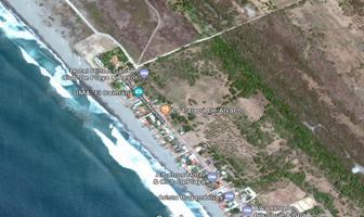 Foto de terreno habitacional en venta en  , puerto arista, tonalá, chiapas, 5445512 No. 01